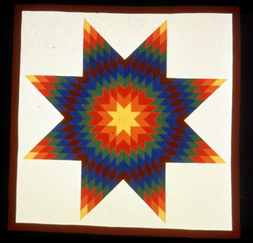 The #Lakota #Quilters could use cotton fabric, quilt batting ... : lakota star quilts - Adamdwight.com