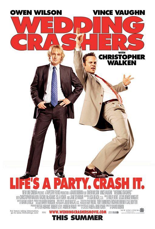 Wedding Crashers Film Hochzeit Lustige Filme Komodien