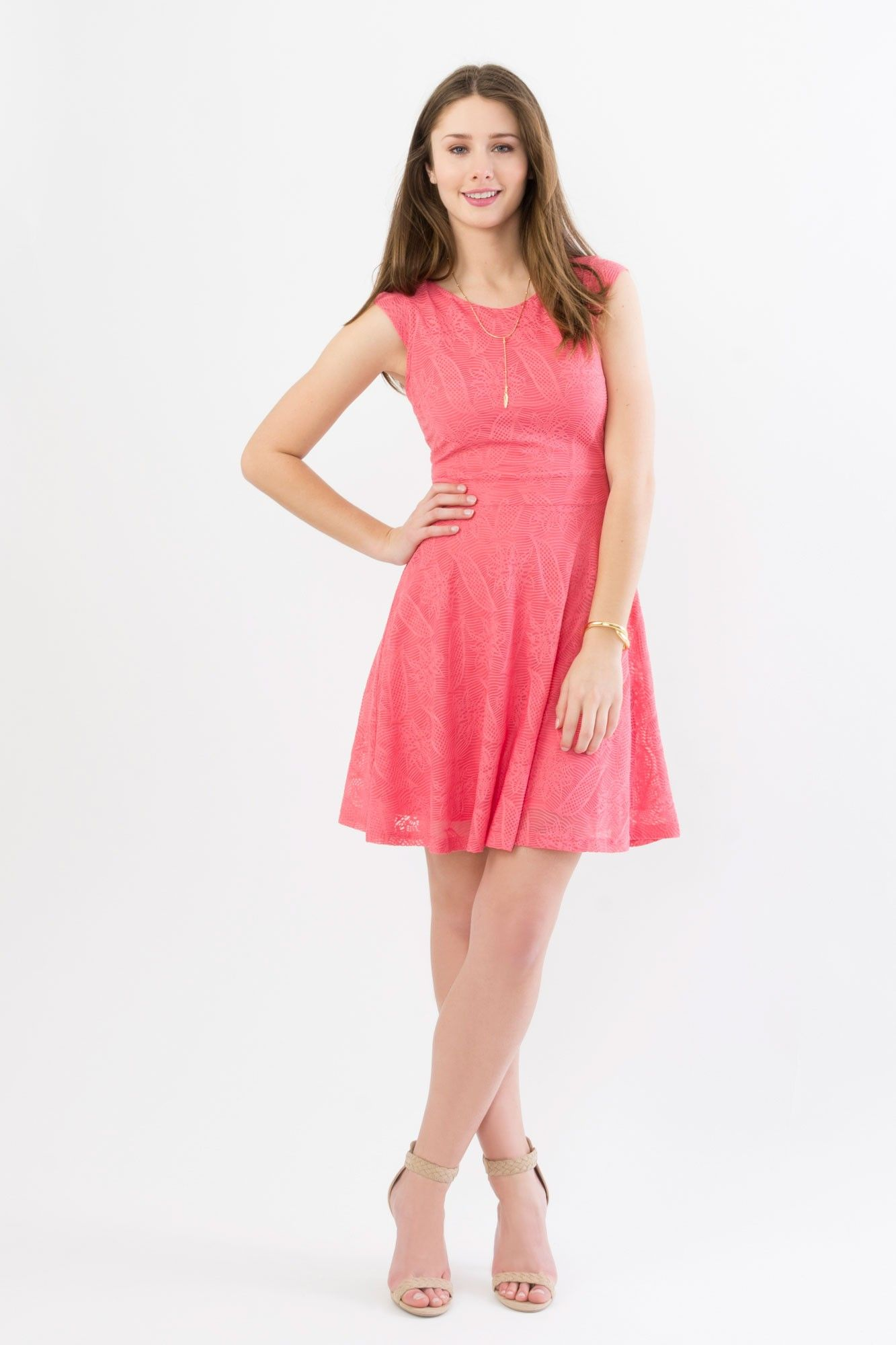suzy shier pink prom dresses