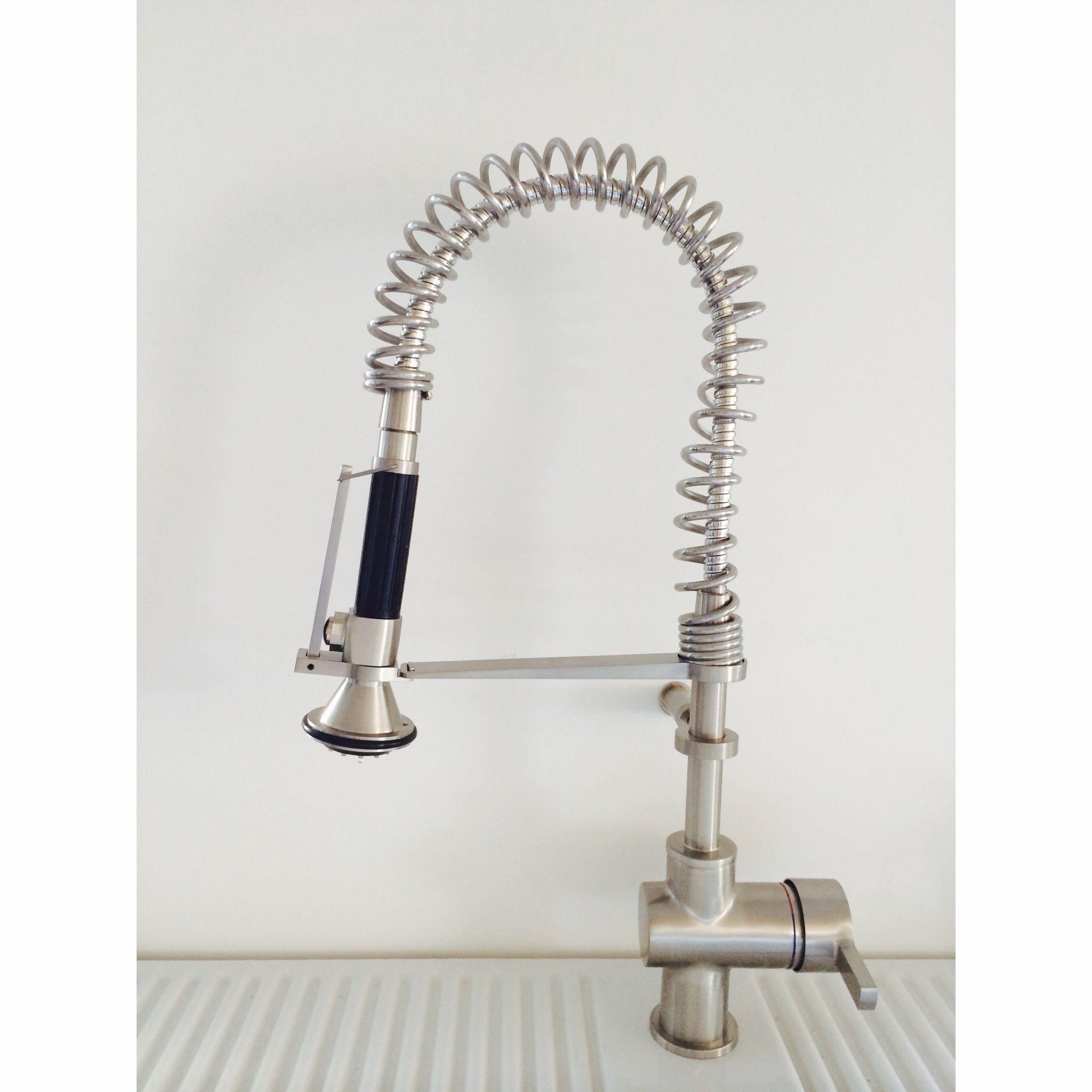 HJUVIK Kitchen Faucet At Ikea. (Photo: Www.sweethomephoto.com)