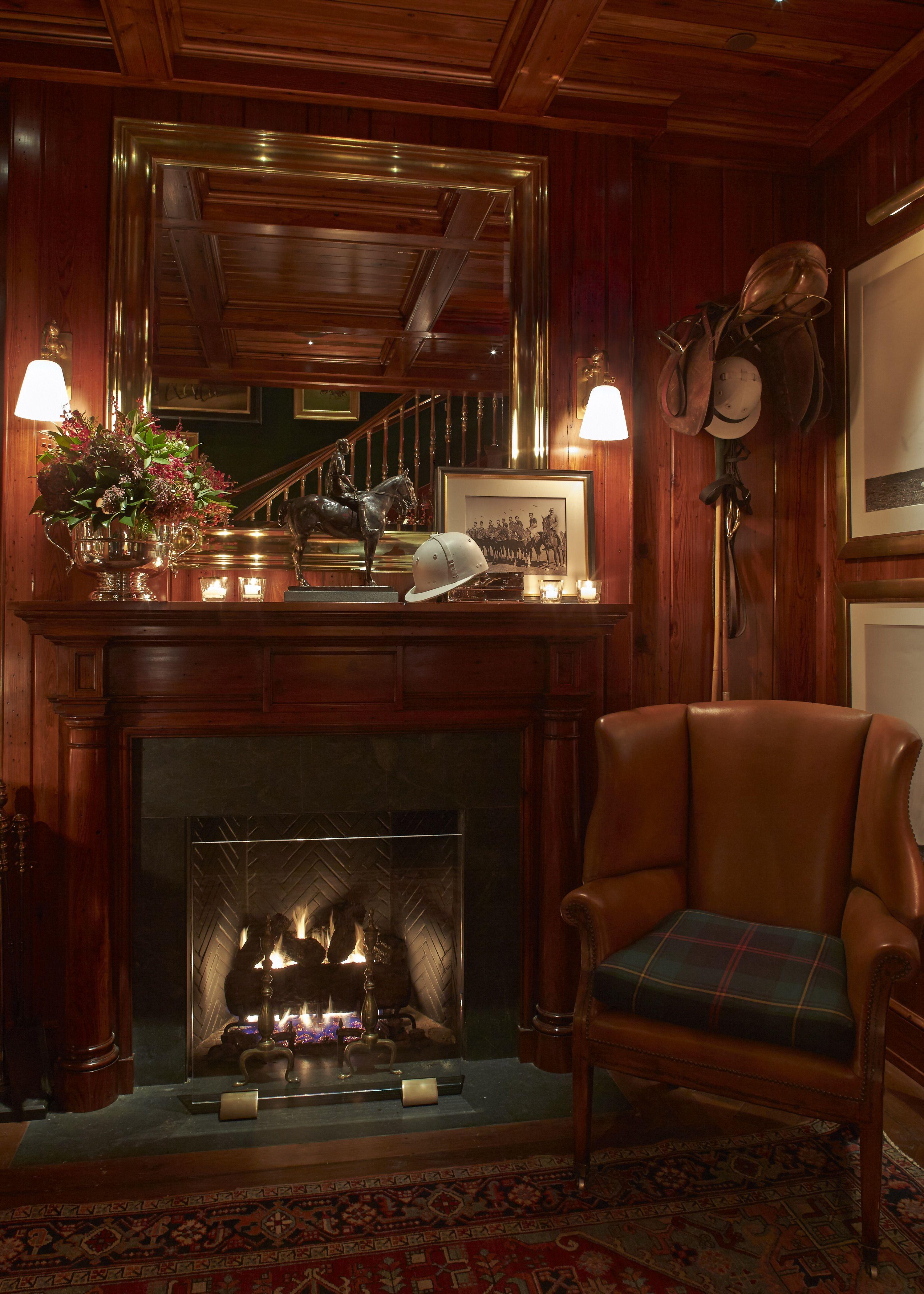 Peek Inside The Polo Bar Ralph Lauren S Stunning