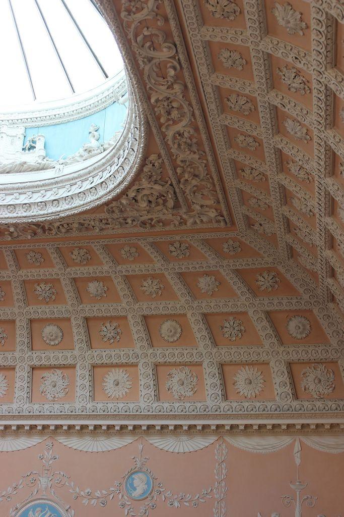 Luke Lightfoot Claydon House Google Search Staircase Ceiling Buckinghamshire