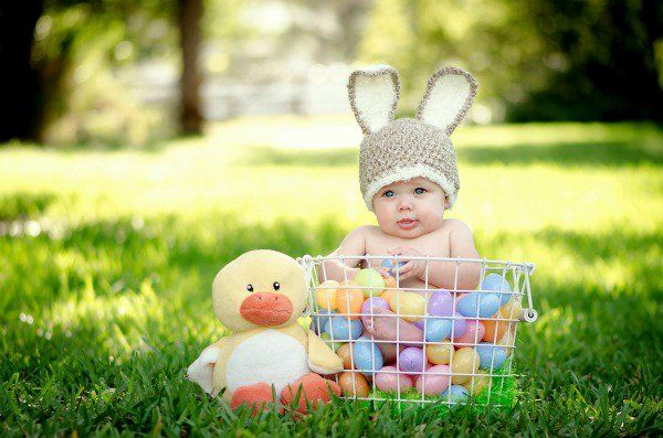 Babyology presents a guide to the best chocolate free easter gifts babyology presents a guide to the best chocolate free easter gifts for babies from negle Images
