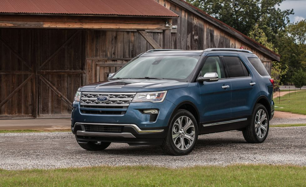 Every Mid Size Crossover And Suv Ranked With Images Ford