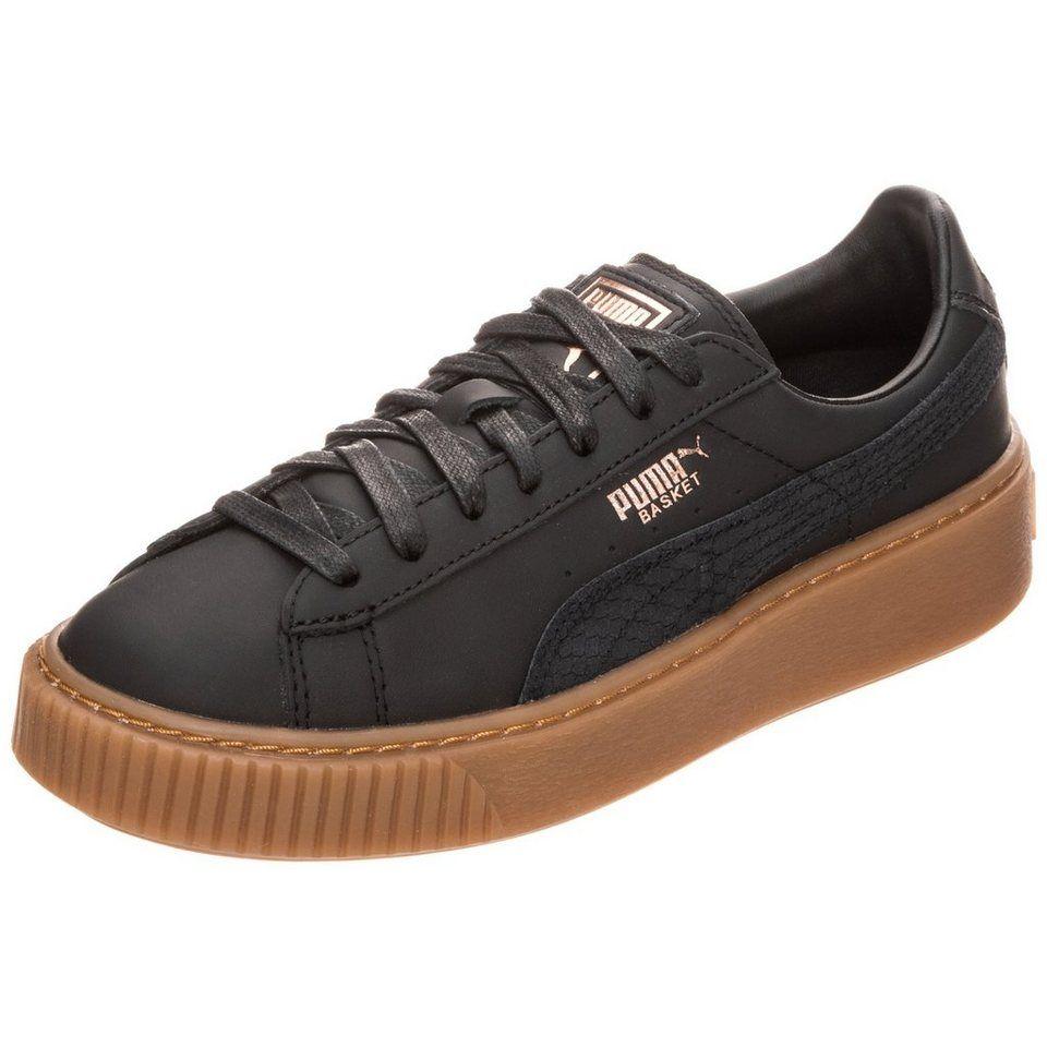 0bdfd5a6be3486 PUMA »Basket Platform Euphoria Gum« Sneaker ab 107