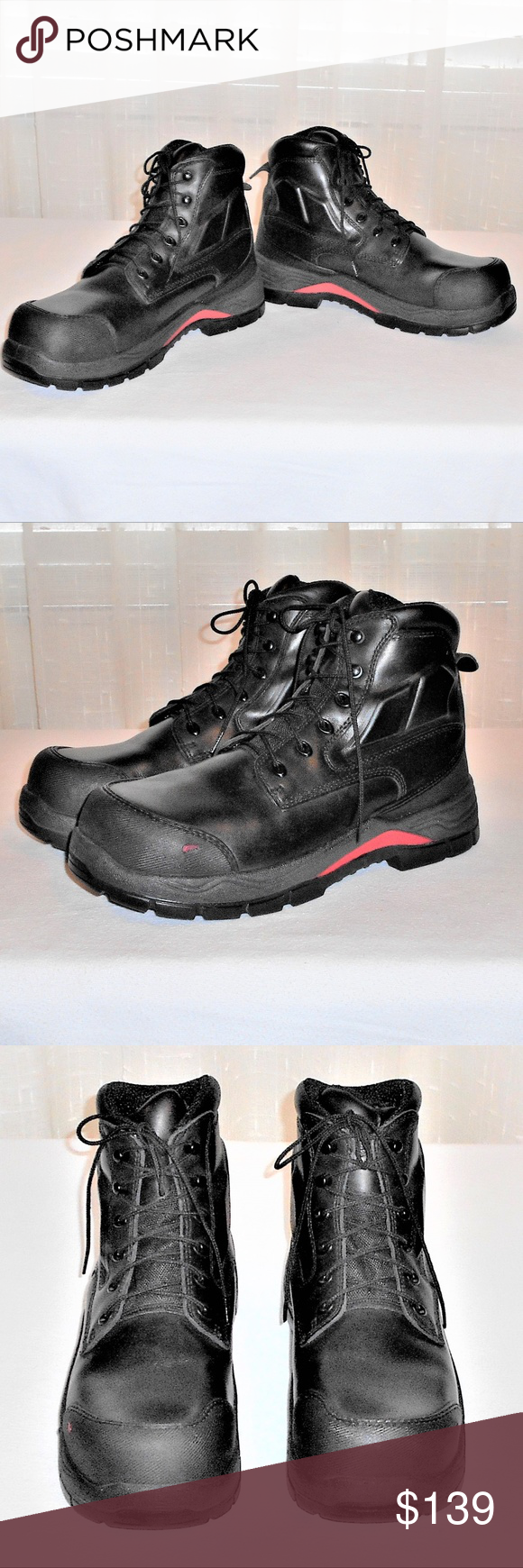 922821efc4c Red Wing 2407 King Toe ADC Safety Boot Men US 11 RED WING 2407 KING ...
