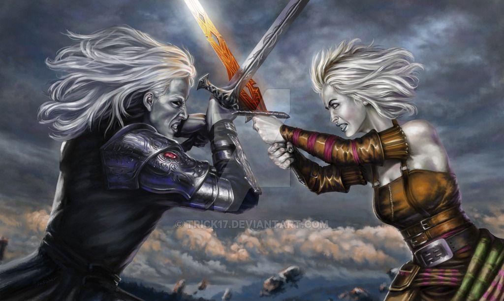 Nahiri vs Sorin by Trick17 | Mtg in 2019 | Magic the gathering