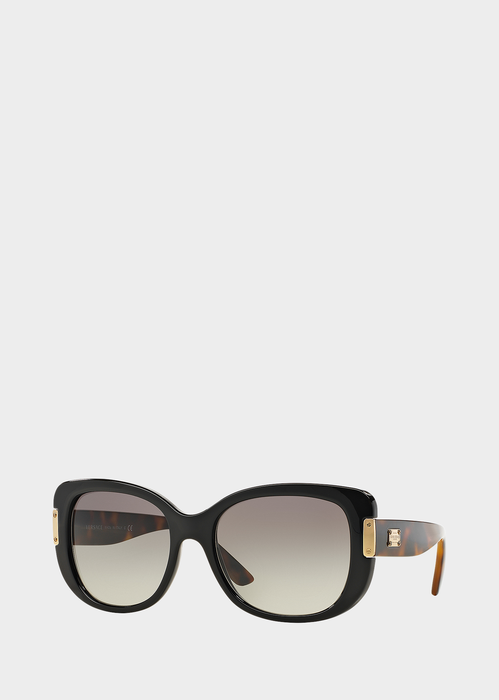 7aa83a0599524 Versace Square Lens Couture Sunglasses for Women