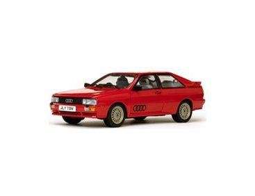 The Sun Star Audi Quattro Coup Red 1981 Is A Superbly
