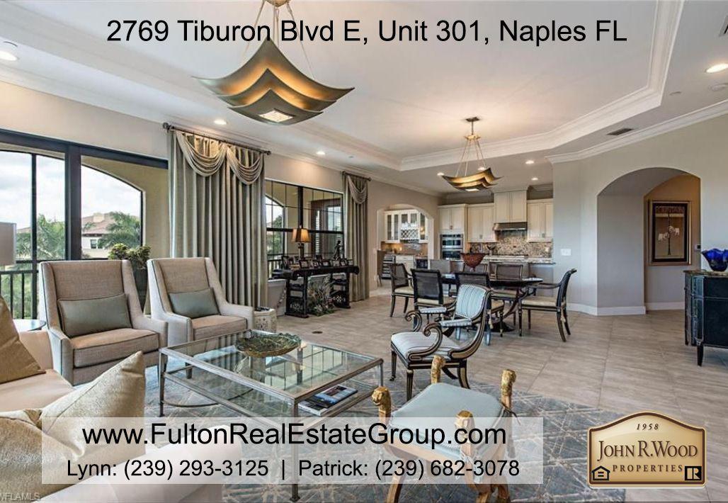 Openhouse 2769 Tiburon Blvd Unit 8 301 Naples Florida Sun