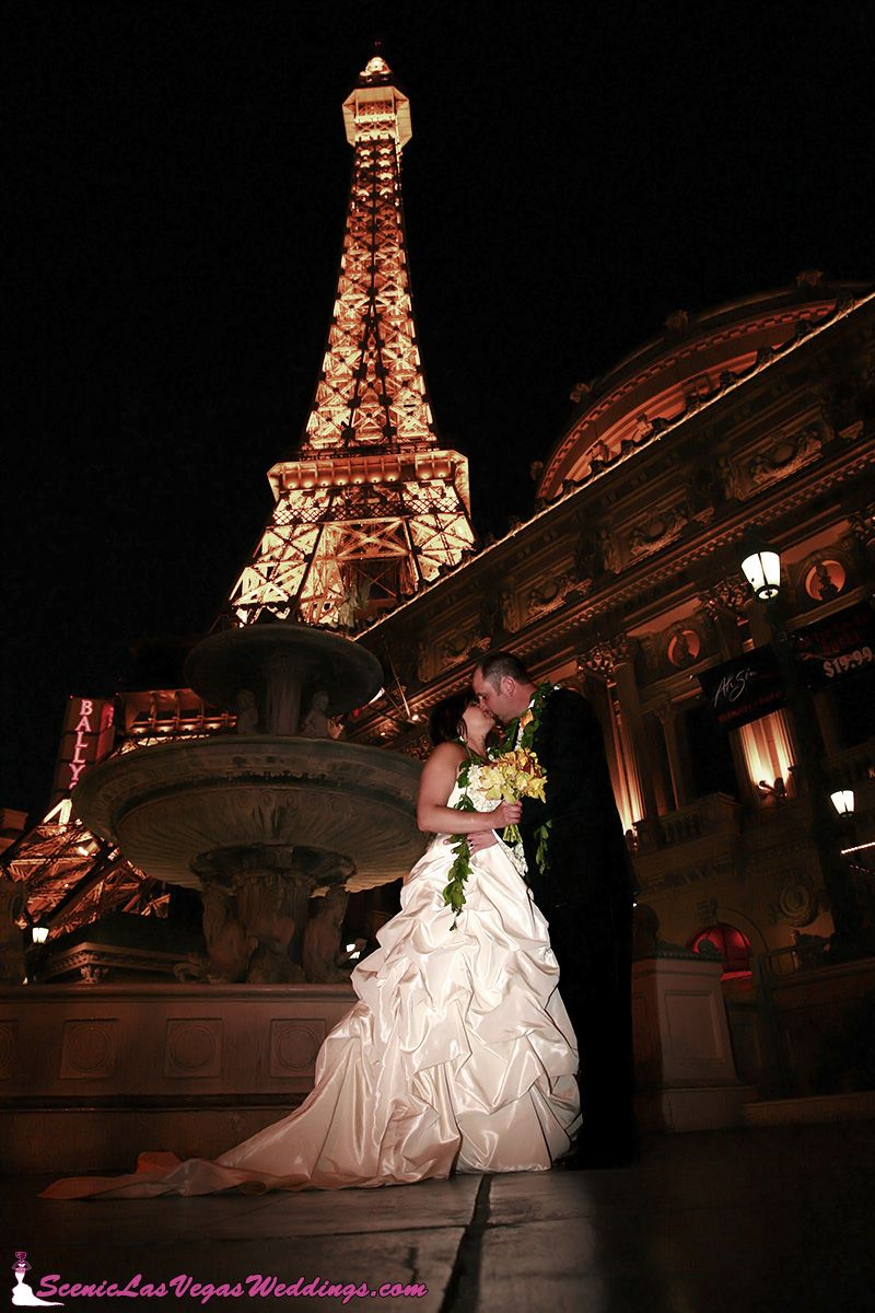 Wedding Chapel In Paris Las Vegas