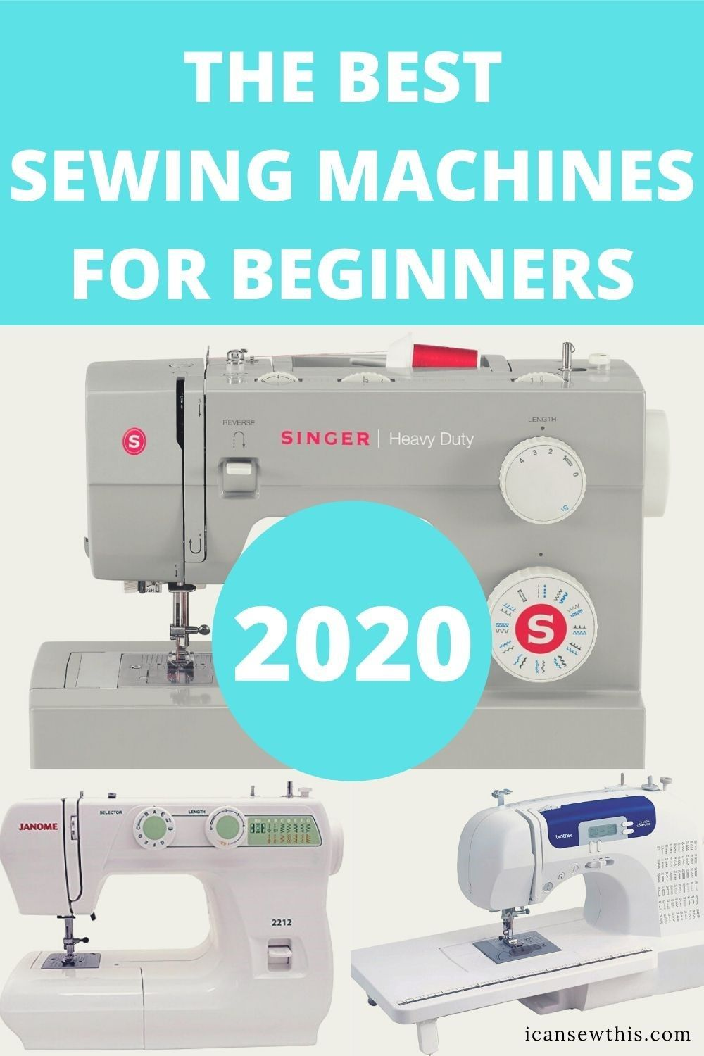 Are you ready to buy your first sewing machine? It's an ...