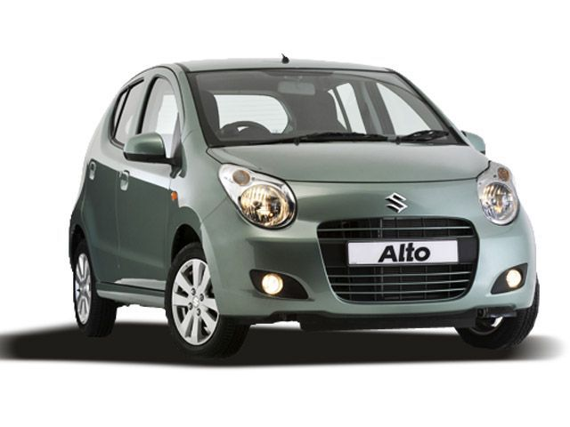McCarthy Call-A-Car: New SUZUKI Alto 1.0 GA 5-dr. www.callacar.co.za