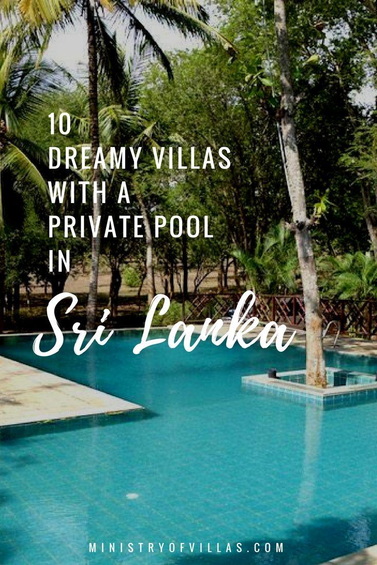 8 Dreamy Villas With A Private Pool In Sri Lanka Sri Lanka