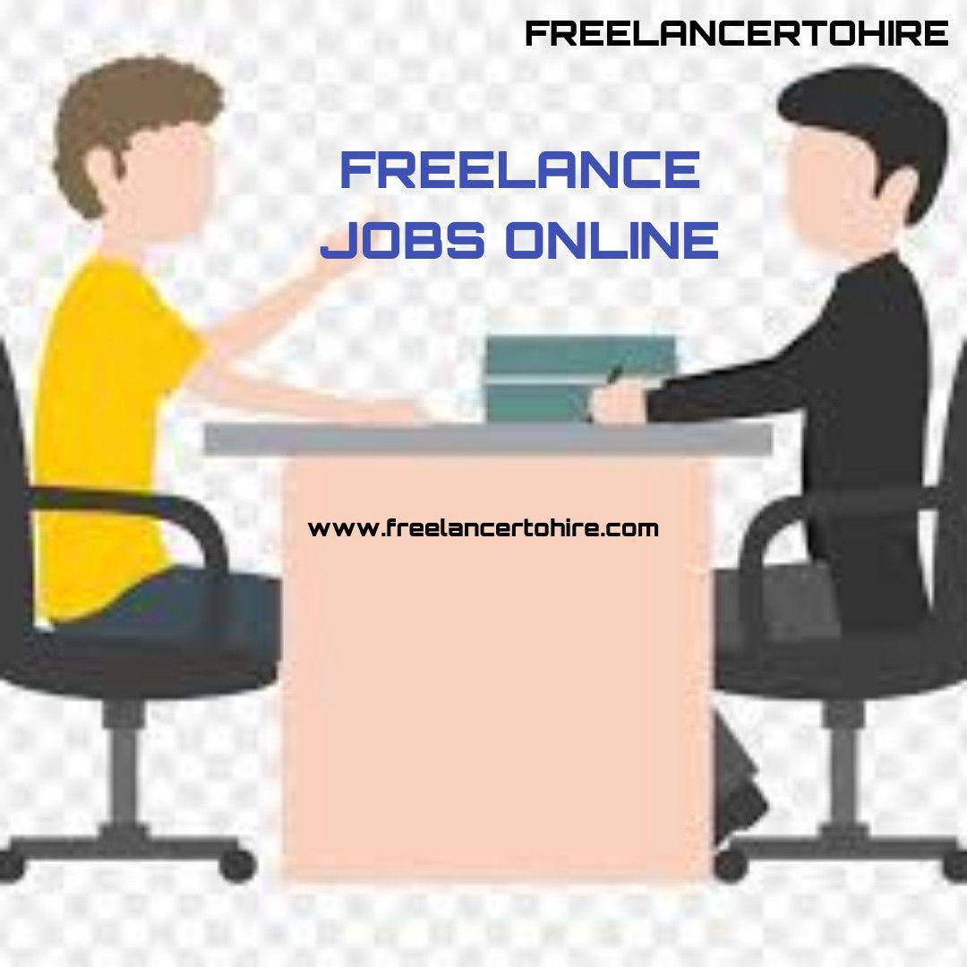 Freelance Jobs Online Freelancer To Hire Freelancing Jobs Online Jobs Online Data Entry Jobs