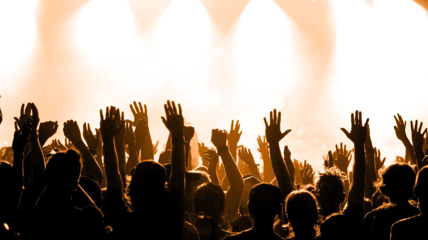 Worshipping with a congregation Image source