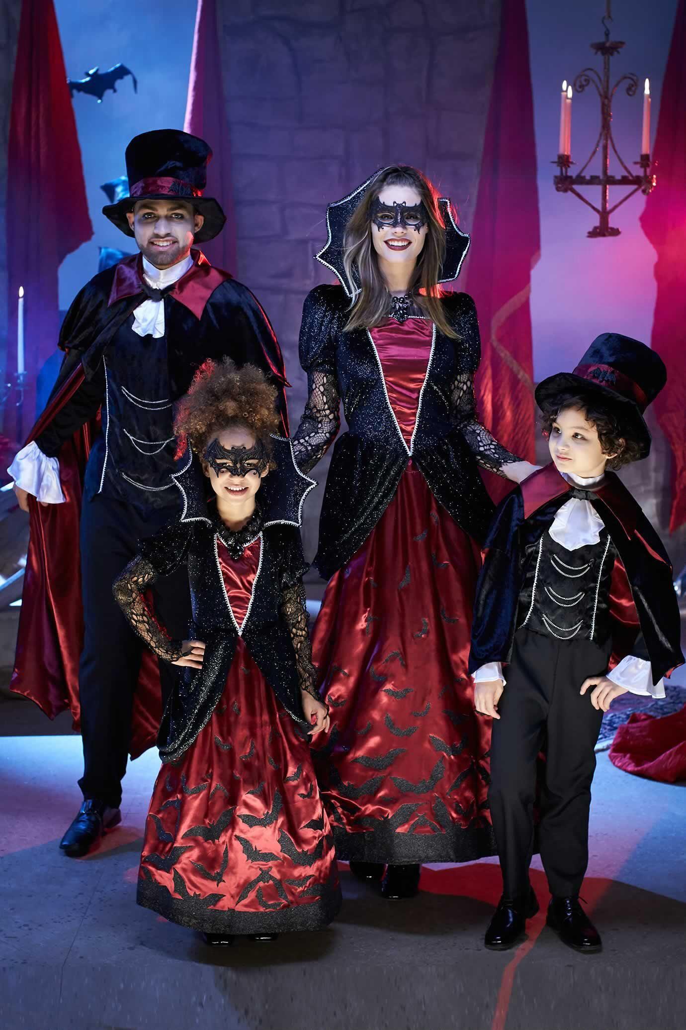 Batty Vampire Costume for Men - Chasing Fireflies - Vampire costume kids, Halloween costumes for ...