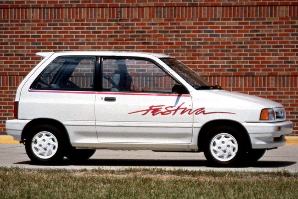1989 Ford Festiva SHOgun Jay Lenos Little Fiesta