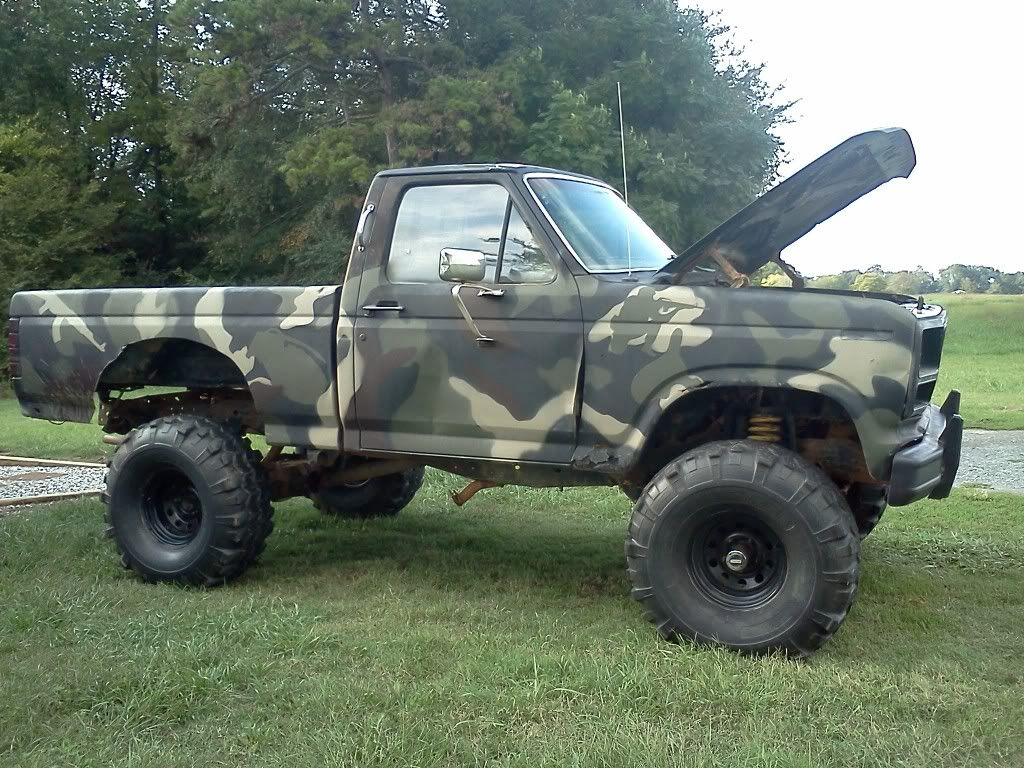91 dodge truck galleryhip com the hippest galleries - 1986 Ford F 150 4x4 Lifted 02 26 2013 01 14 Pm 80s Ford Trucks Pinterest Ford 4x4 Ford And Rigs