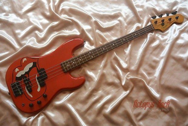 Fender Japan Jazz Bass Special E Serial Octopus Rock Reverb Fender Japan Fender Fender Jazz
