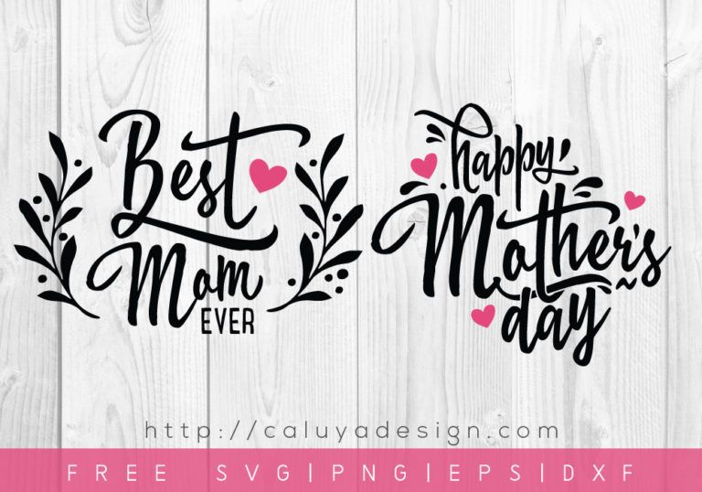 Split Monogram Free SVG, PNG, EPS & DXF Download Mother