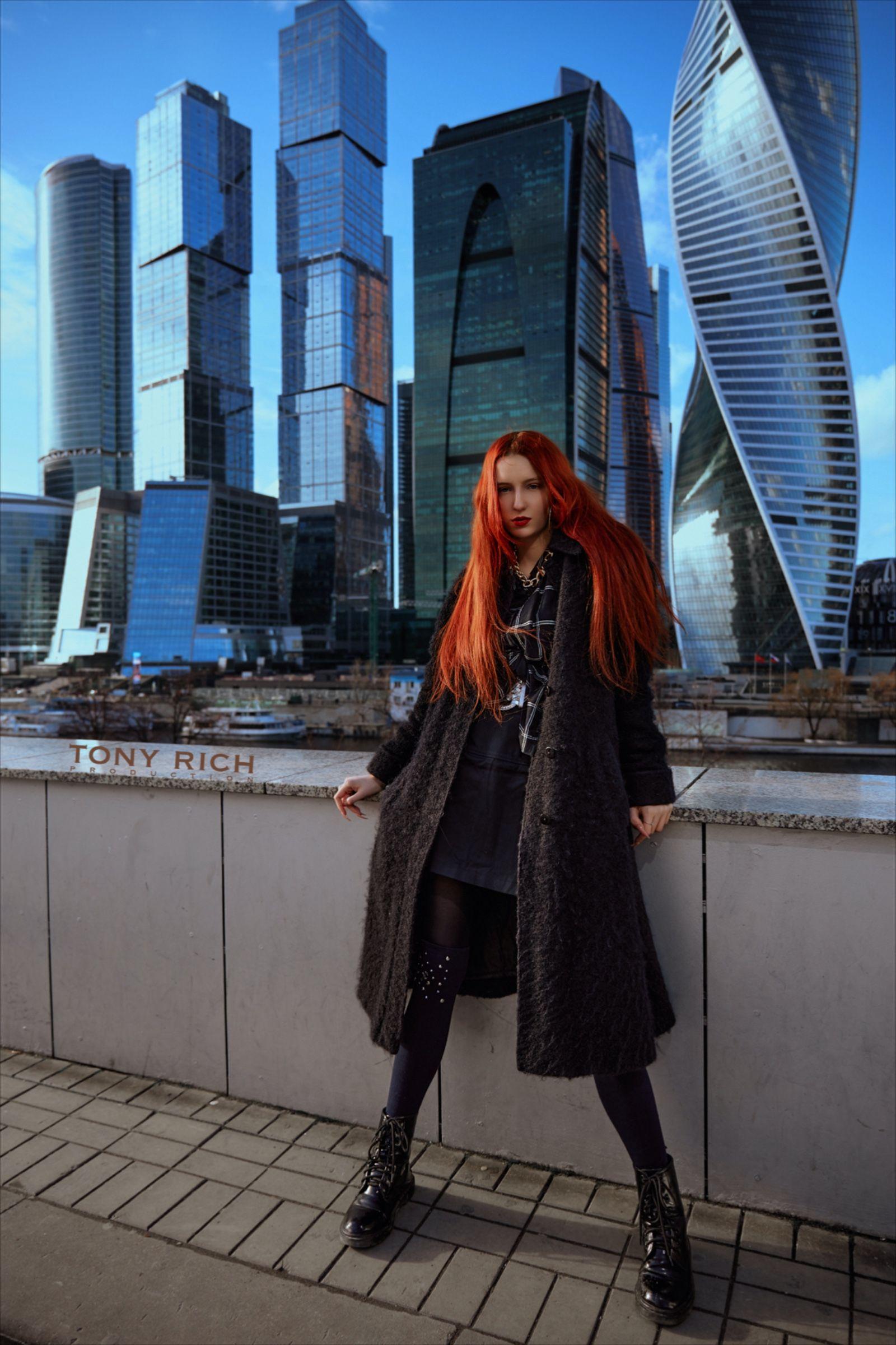 Москва сити фотосессия имена девушек и их работа