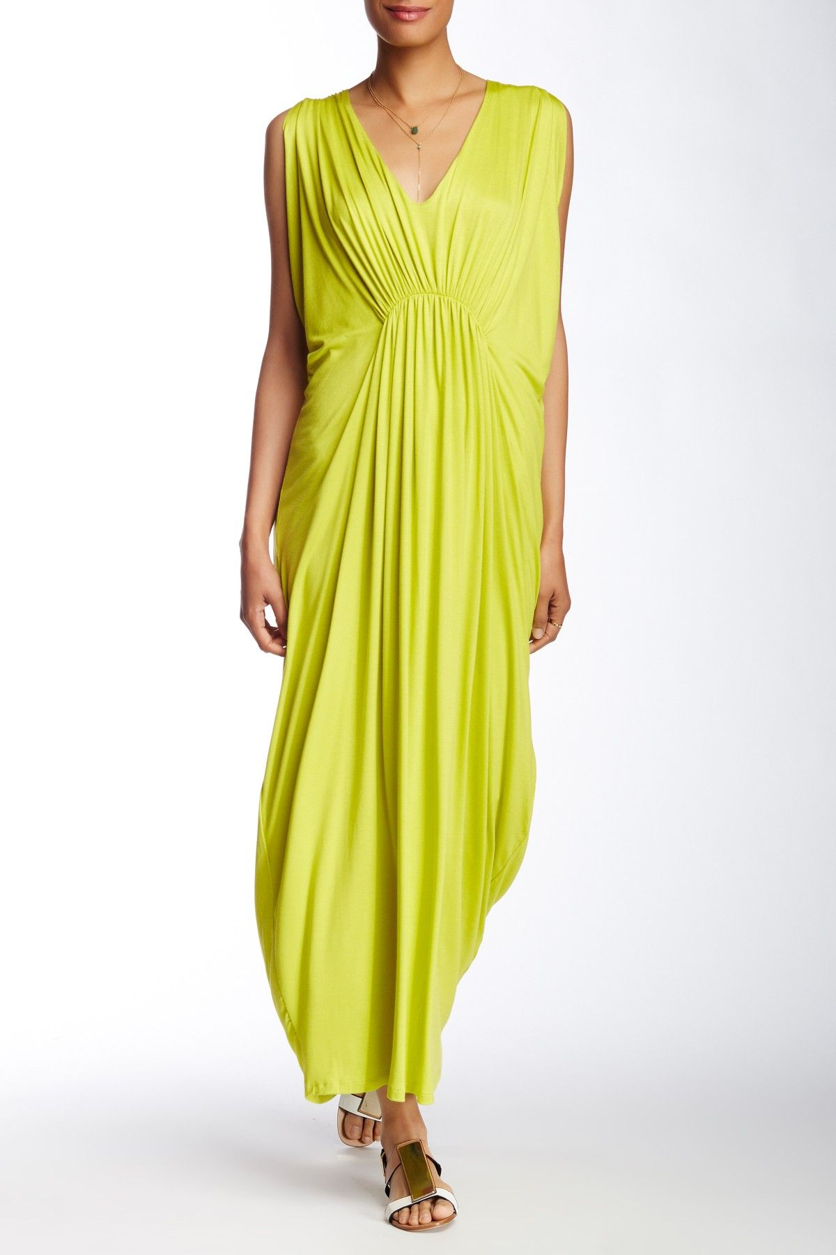 586ae3c0363 Grecian Maxi Dress by S.H.E. on  nordstrom rack