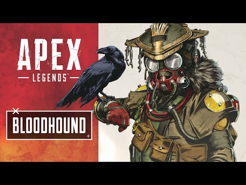 Apex Legends Bloodhound Edition Includes Legendary The Intimidator Bloodhound Skin Legendary Wrath Bringer Prowler Skin Exclusive Feel Legend Bloodhound Apex