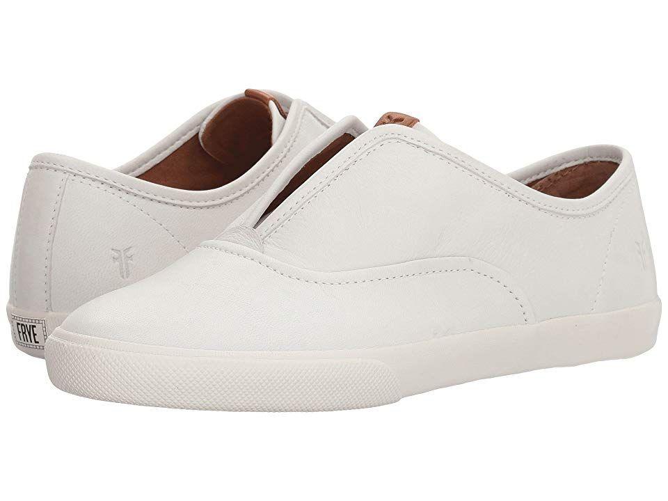 Frye Maya CVO Slip-On (White) Women's