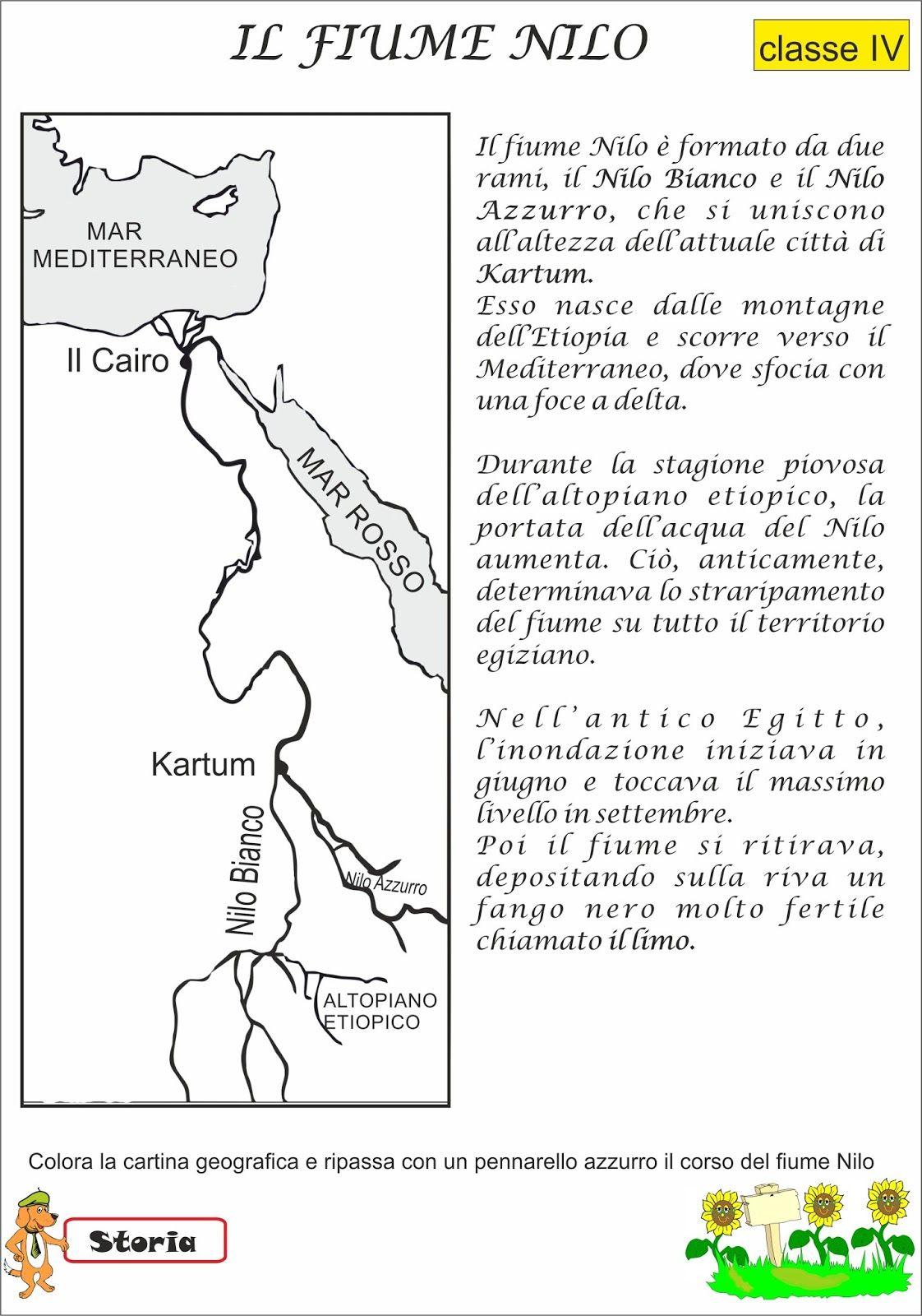 Cartina Egitto In Italiano.Gli Antichi Egizi Storia Insegnare Storia Storia Antica