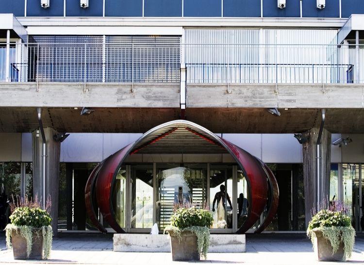 IT Fornebu entrance