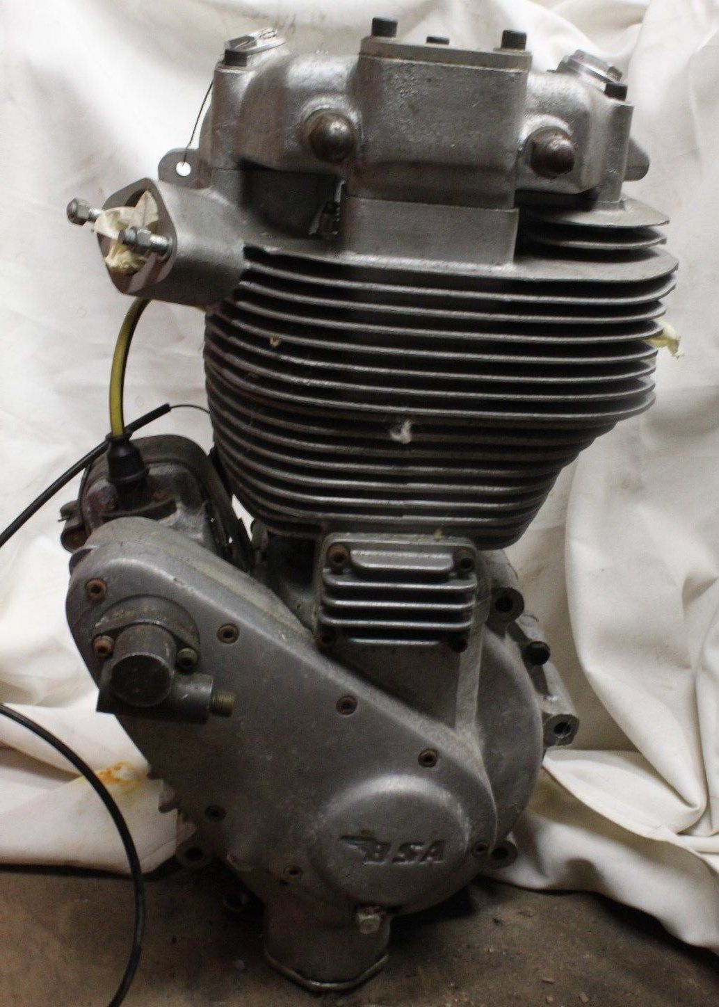 BSA Gold Star motorbike engine eBay Bsa motorcycle