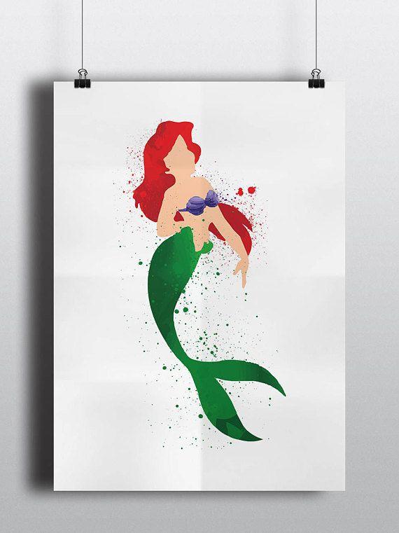 Disney Princess Poster Print