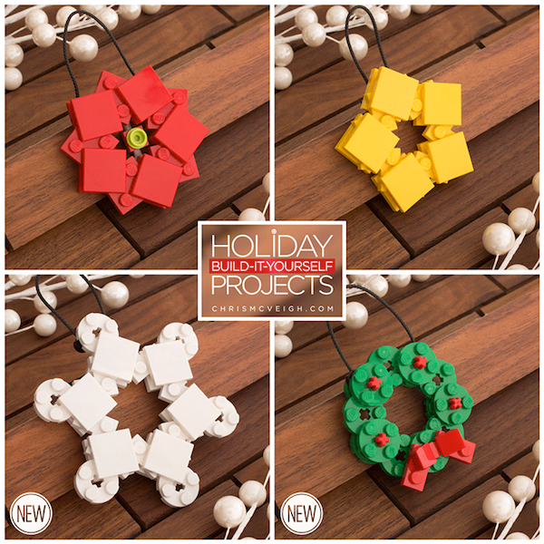 25+ Unique Lego Ornaments Ideas On Pinterest