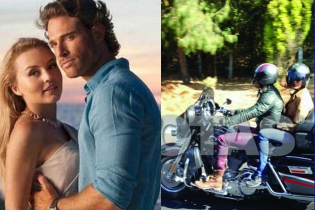Angelique Boyer Y Sebastian Rulli Si Son Novios Novelas Amor