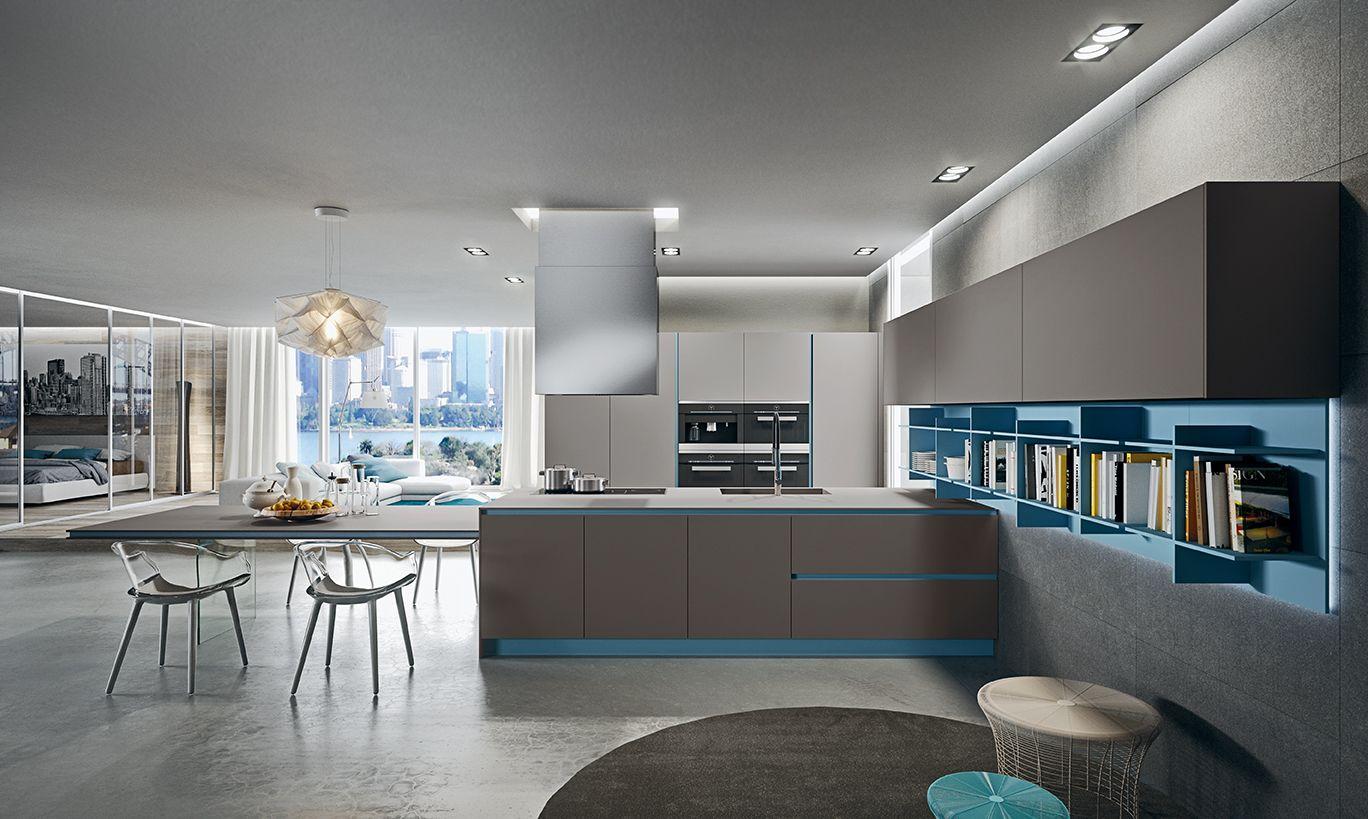 Ak06 ariital cucine mobili italiani for Mobili cucina italiana
