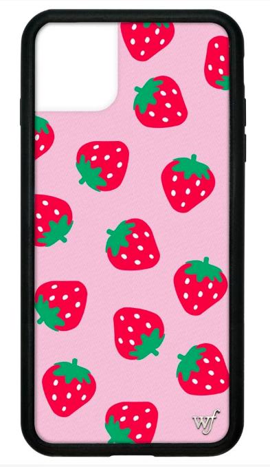 Strawberry iPhone 11 Pro Max Case
