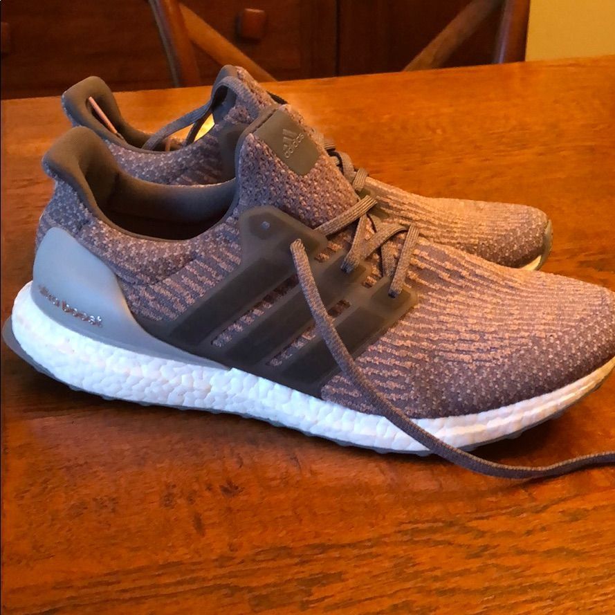"""Ultra Boost 3.0 """"Trace Pink"""" (With images)   Pink adidas"""