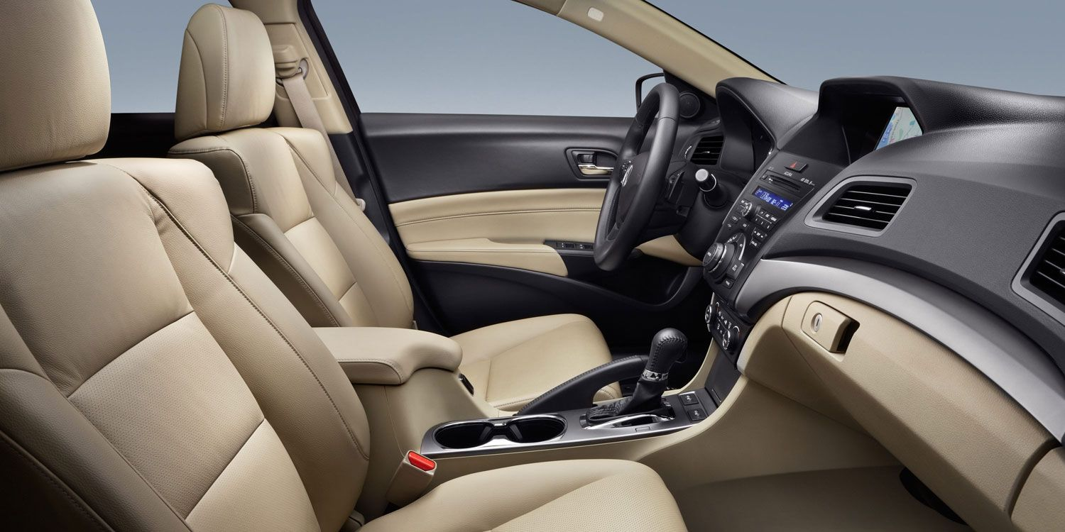 2013 Ilx Interior 5 Speed Automatic With Technology Package And Parchment Interior Autos