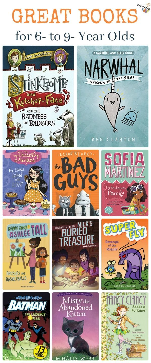 13 Books That Are Perfect For 6 To 9 Year Olds Books Chapter Books Kids Reading