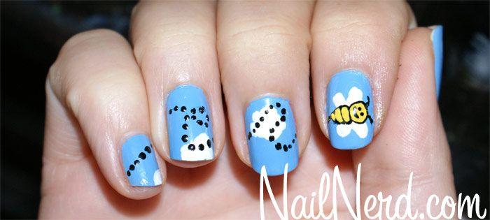 Nail Nerd (nail art for nerds) - Nail Nerd (nail Art For Nerds) Nails Pinterest Bumble Bee
