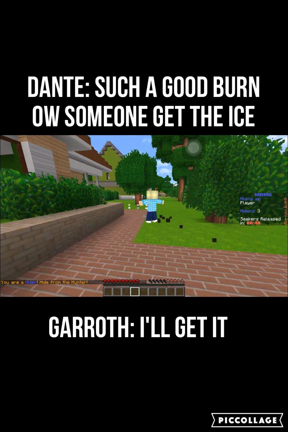 Go Get It Garroth Aphmau Aphmau Memes Aphmau Youtube