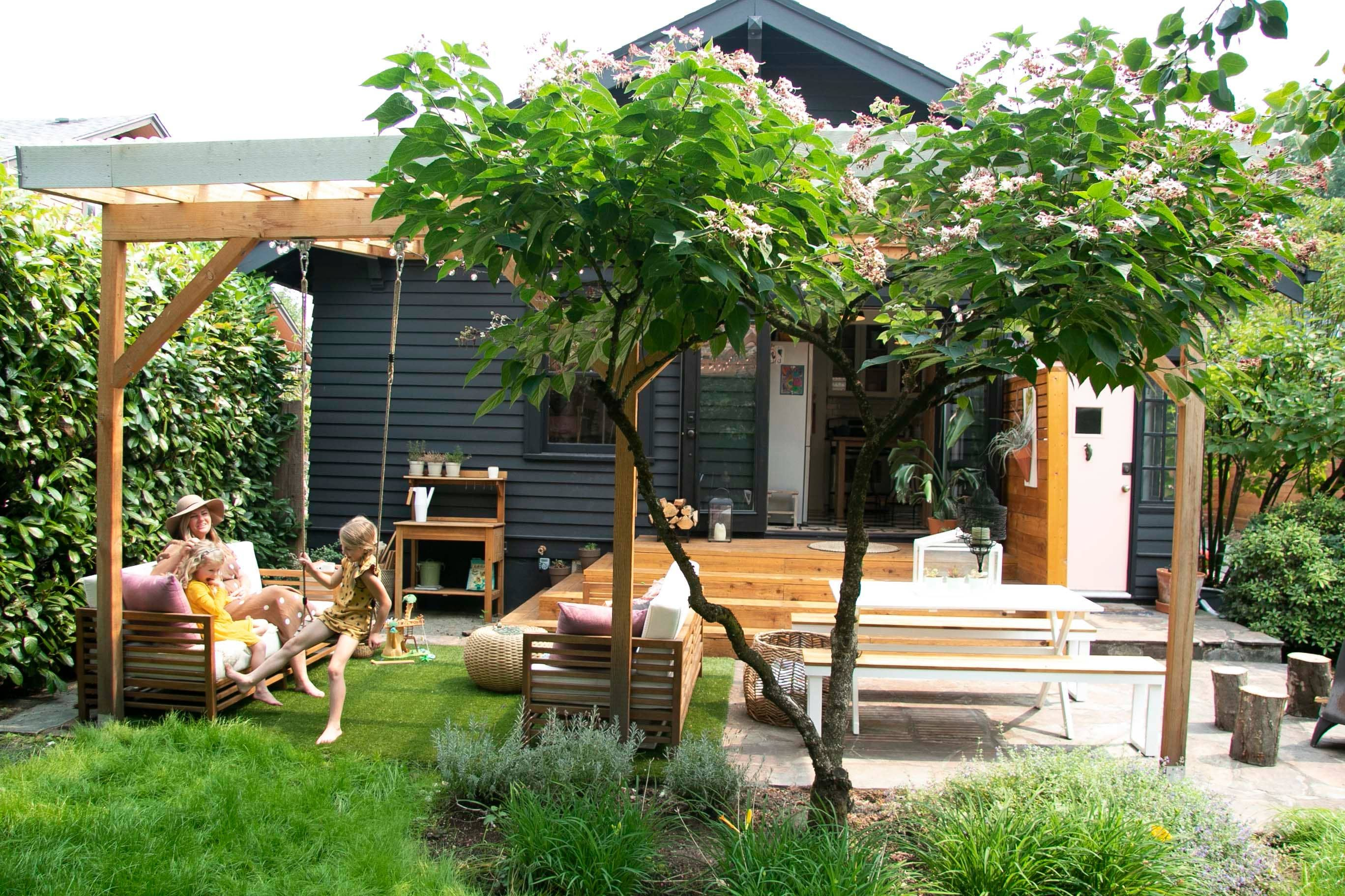 A Small Swedish Bungalow In Portland Is Diyed And Adorable In