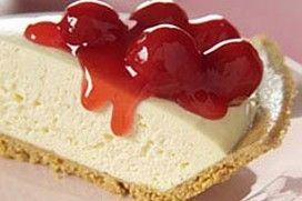 Philadelphia No Bake Cherry Cheesecake No Bake Cherry Cheesecake Cherry Cheesecake Recipe Desserts