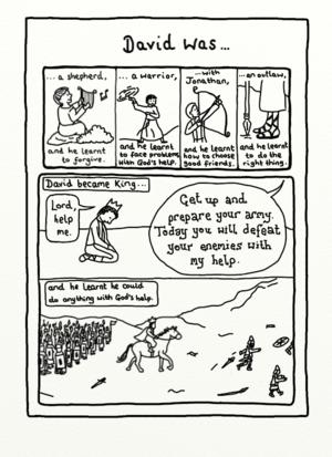 David\'s Destiny - the final part of the King David comics, a ...