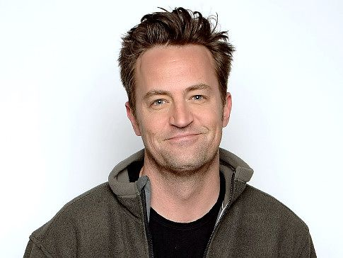 matthew perry 2016