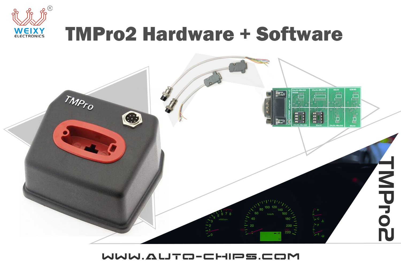 TMPro2 Original Transponder Key Programmer And PIN Code