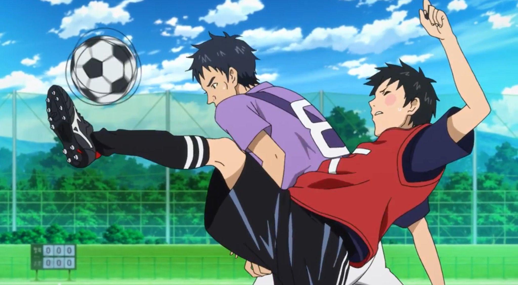 Days (TV) soccer anime Days TV Pinterest Anime