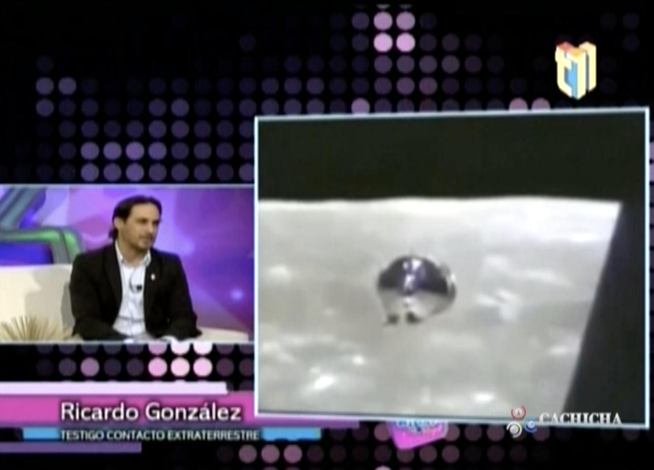 Ricardo González, Ufólogo Y Escritor Peruano, Testigo De Contacto ...