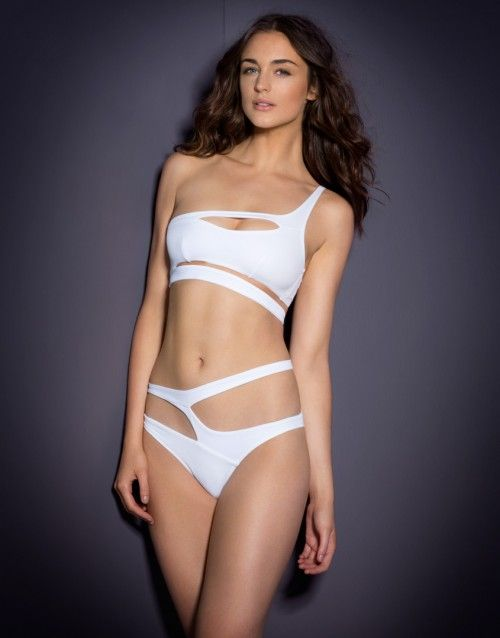 a186a4ee6d Lexxi Bikini Bra White